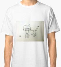 Cat - Chat de Martin Boisvert T-shirt classique