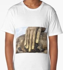 Hand of buddha Long T-Shirt