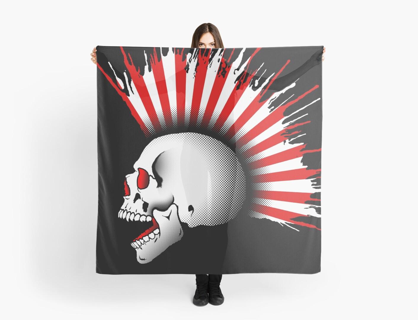 Ball Cap Skull Baseball Cap Japan Kamikaze WW2
