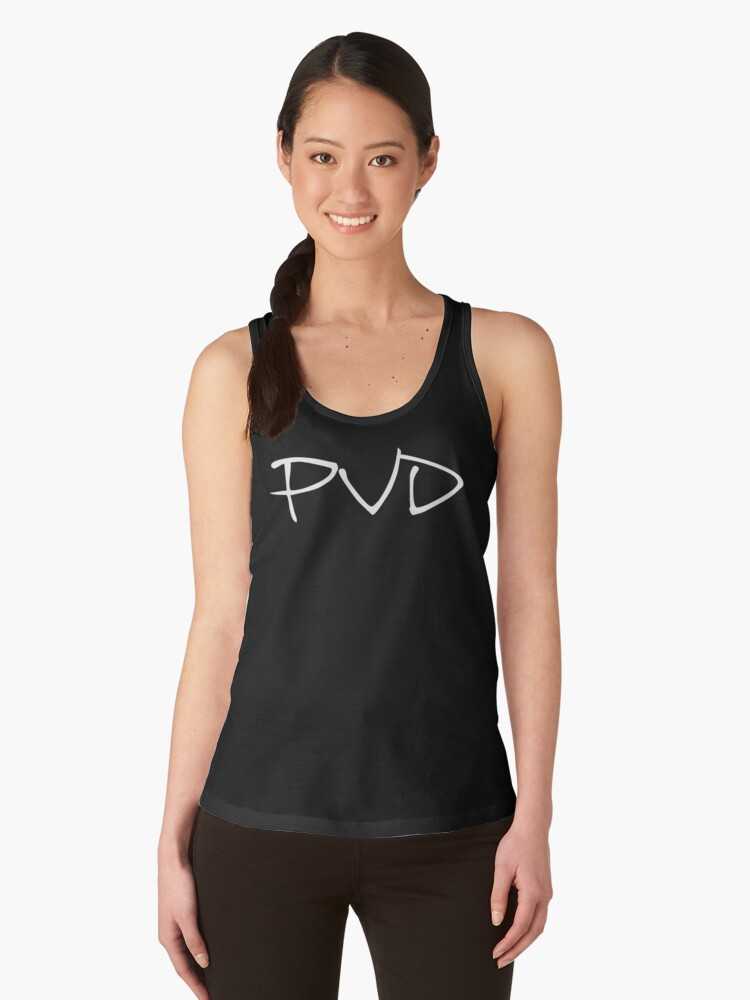 PVD - Providence Women's Tank Top Front