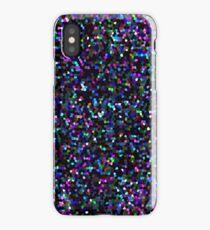 Mosaic Glitter Texture G45 iPhone Case/Skin