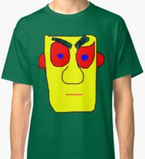 Yellow Face Classic T-Shirt