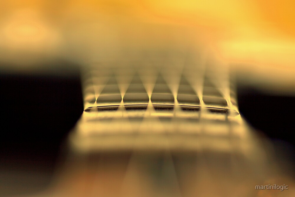 My Guitar by martinilogic