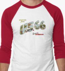 Greetings from US66 - Scenic Missouri T-Shirt