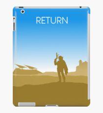 At Long Last. iPad Case/Skin