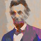 Abraham Lincoln by rinze