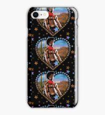 Cowboy Heart Pop up iPhone Case/Skin