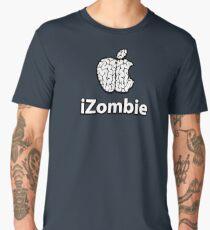 Apple iZombie -white- Men's Premium T-Shirt