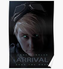 Fake Movies - Arrival Poster