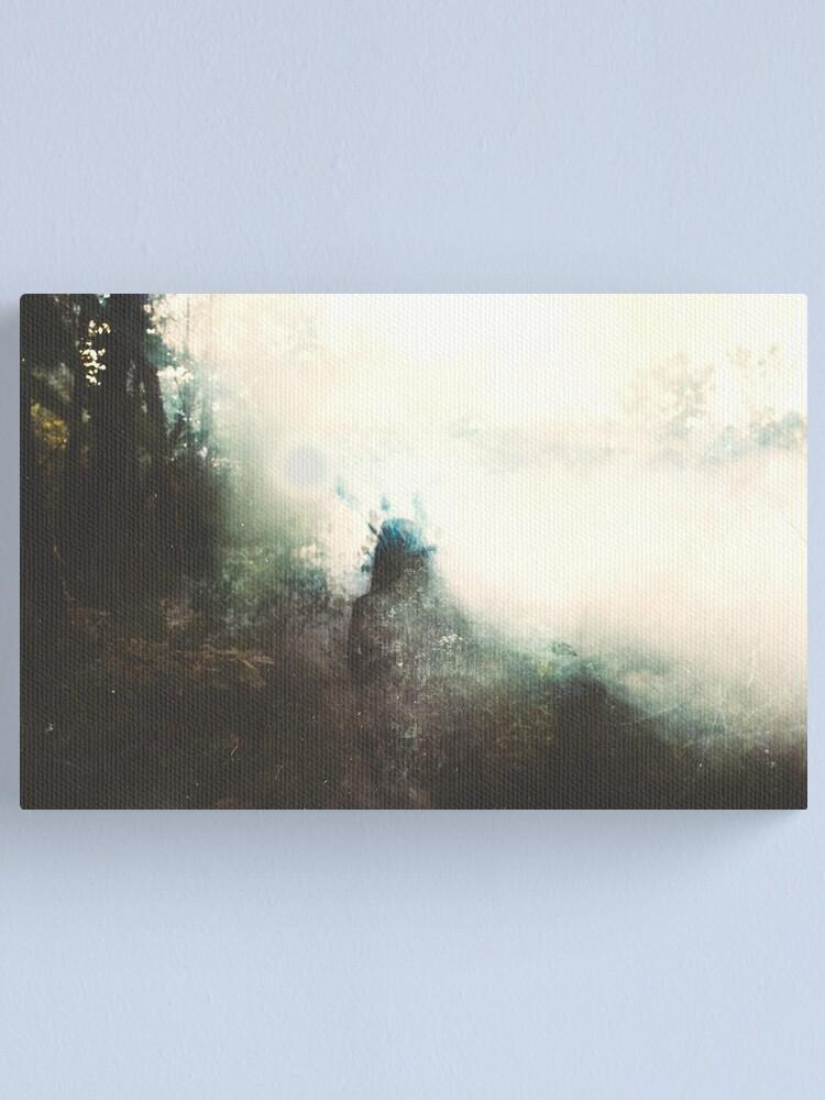 Alternate view of Sylvaine Canvas Print