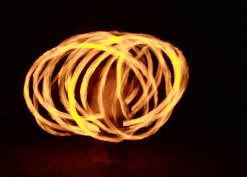 OCF Fire Poi 26 by RolandTumble