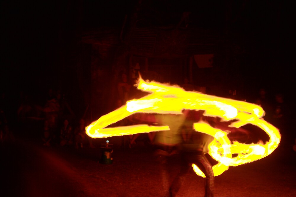 OCF Fire Poi 27 by RolandTumble