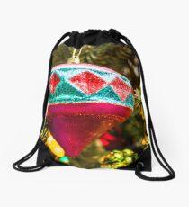 Dangle Bauble II Drawstring Bag
