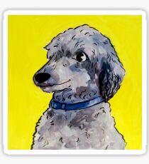 Funny Pooch Sticker