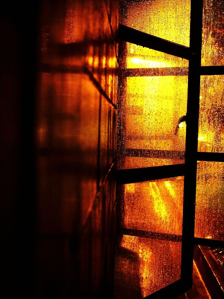 Droplets of fire by Deepak Pitta