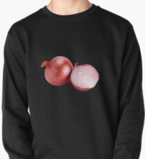 Red onion Pullover