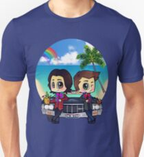 Winchesters in Hawaii T-Shirt