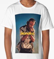 Frank Ocean Blonded Blonde Long T-Shirt
