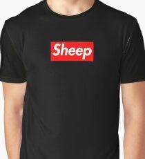 parody Graphic T-Shirt
