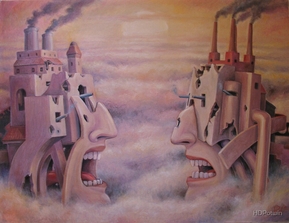 Krieg by HDPotwin