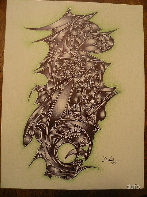 black knight by dufo