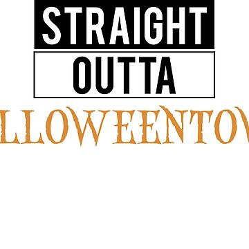 Straight Outta Halloweentown by serendipitous08