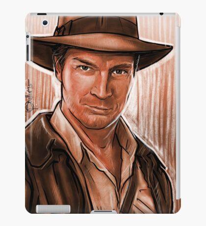 Indiana Fillion iPad Case/Skin