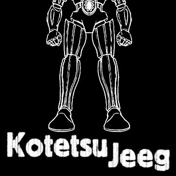 Kotetsu Jeeg by Yago