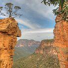 Hanging Rock vista by Michael Matthews