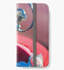 1933 Pon Hood Ornament -377c iPhone Wallet/Case/Skin