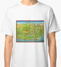 Stardew Valley Map Classic T-Shirt