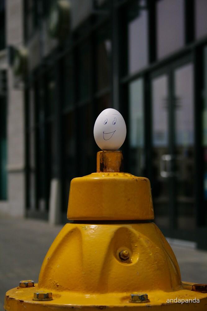 Eggy by andapanda