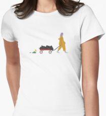 Billie Eilish Bellyache Women's Fitted T-Shirt