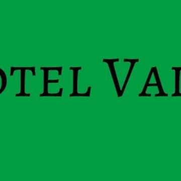 Hotel Valhalla by MewMewMaya