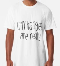 Cliffhanger Longshirt