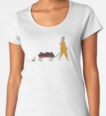 Billie Eilish Bellyache Women's Premium T-Shirt