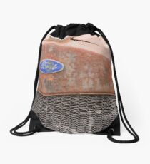 Rust Bucket Drawstring Bag