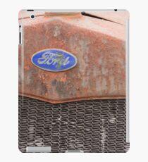 Rust Bucket iPad Case/Skin