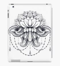 ornamental Lotus iPad Case/Skin