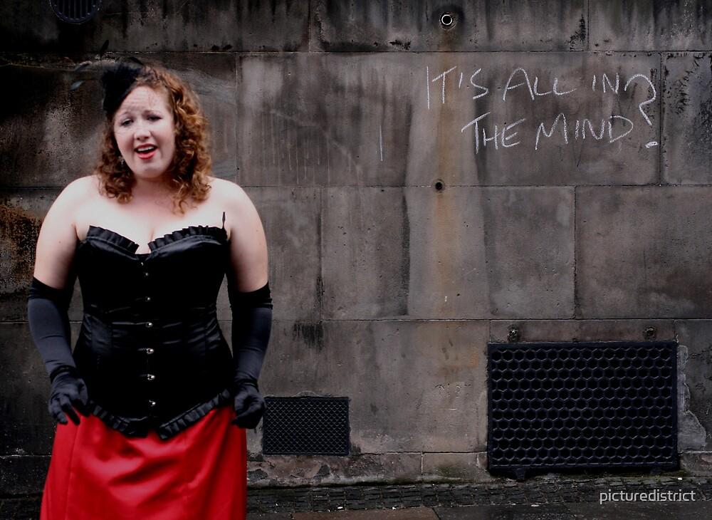 Fringe Singer by picturedistrict