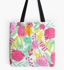 Australian Botanical Tote Bag