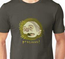 A hasty portrait of Gollum Unisex T-Shirt