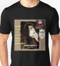 Title: Kount Kracula Review Showcase TV Show Promo Poster Art #2 -Hollyweird, Toronto, Canada T-Shirt