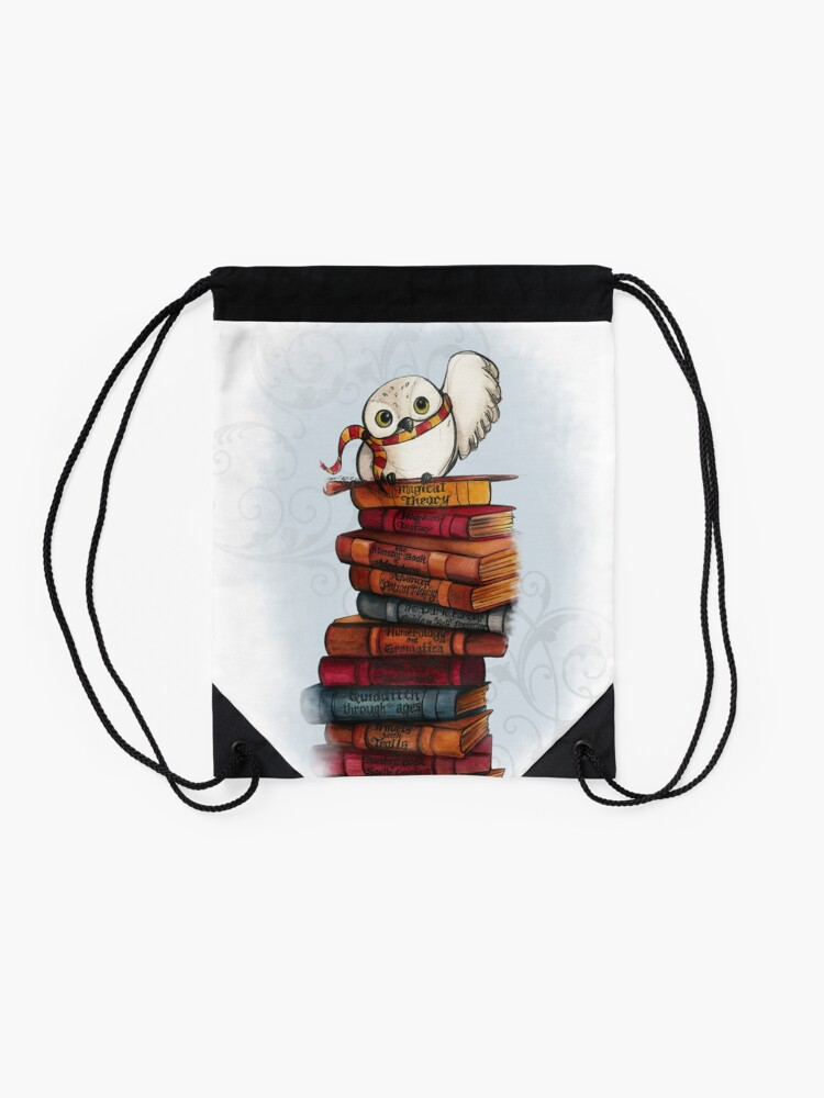 Alternate view of Hedwig Drawstring Bag