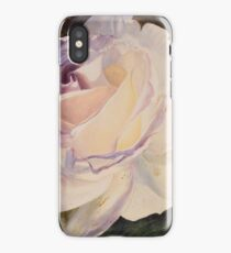 Sun kissed rose iPhone Case/Skin