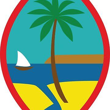 Guam Seal by etona