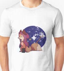 Faux Fox Witch Unisex T-Shirt