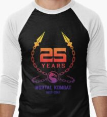 25 Years of Mortal Kombat T-Shirt