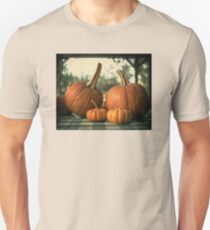 Pumpkin Family Portrait T-Shirt