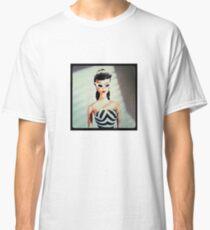 Retro Doll Frame Classic T-Shirt
